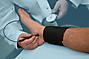 Bestimmung des Knöchel/Arm Index